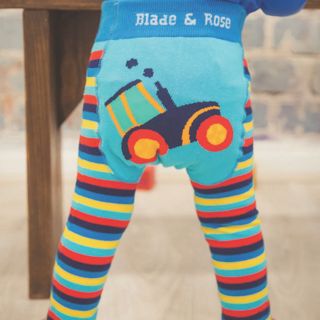 Tractor top and leggings set