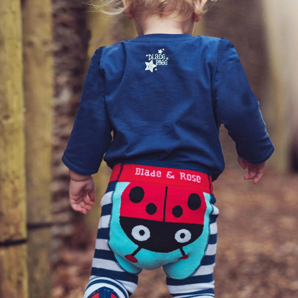 Ladybird top and leggings set