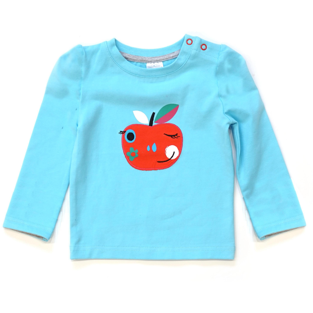Apple top and leggings set
