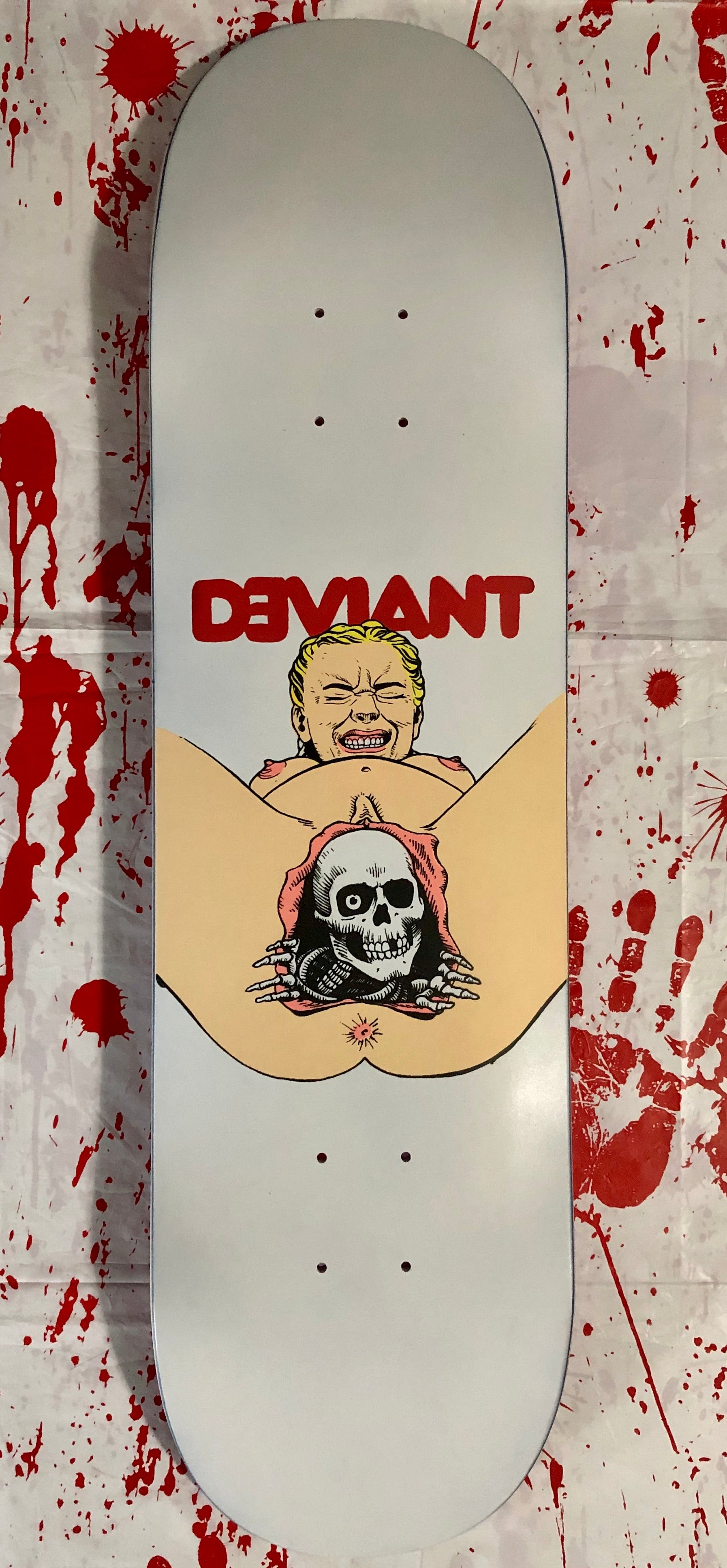 Deviant Birth Deck