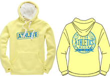 Load image into Gallery viewer, ATHLETE Unisex Heavyweight Hoodie - Lemon Drop