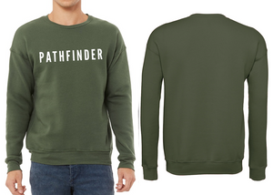 REST DAYS Unisex Sweatshirt - Military Green