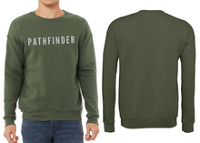 Load image into Gallery viewer, REST DAYS Unisex Sweatshirt - Military Green
