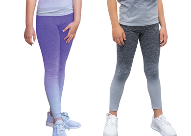 PFUK Children's Fade-Out Leggings