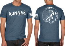 Load image into Gallery viewer, RUNNER Men's T-Shirt - Indigo