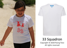 Load image into Gallery viewer, FLYING TEEZ - Child Puma Squadron T-Shirt