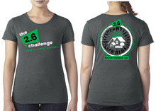 Load image into Gallery viewer, 2.6 CHALLENGE Charity Ladies T-Shirt