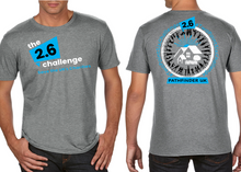 Load image into Gallery viewer, 2.6 CHALLENGE Charity Men's T-Shirt