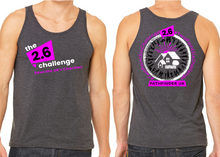 Load image into Gallery viewer, 2.6 CHALLENGE Charity Men's Running Vest