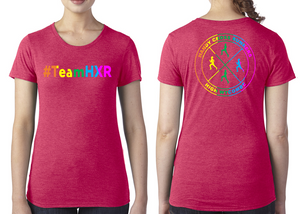 HANDY CROSS RUNNERS Ladies T-Shirt