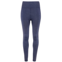 Load image into Gallery viewer, PFUK Ladies Training Leggings - Denim Look