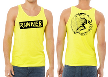 Load image into Gallery viewer, RUNNER Men's Running Vest - Neon Yellow