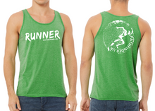 Load image into Gallery viewer, RUNNER Men's Running Vest - Green