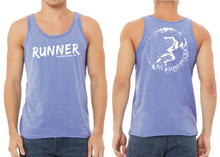 Load image into Gallery viewer, RUNNER Men's Running Vest - Blue