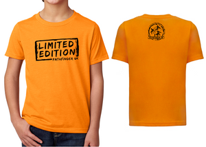 MINI PATHFINDER Children's T-Shirt - Orange