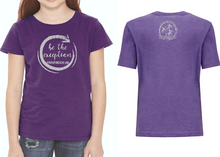 Load image into Gallery viewer, MINI PATHFINDER Children's T-Shirt - Purple Rush