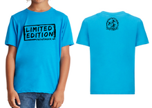 Load image into Gallery viewer, MINI PATHFINDER Children's T-Shirt - Turquoise Blue