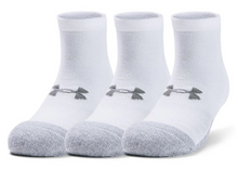 Load image into Gallery viewer, UNDER ARMOUR HeatGear® Lo Cut Socks - Pk 3
