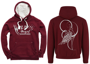 WILD ANGEL by PATHFINDER Unisex Heavyweight Hoodie