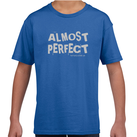 ALMOST PERFECT - Children's Unisex T-Shirt