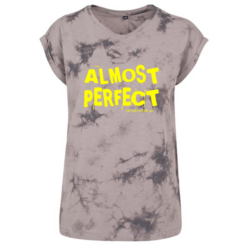 ALMOST PERFECT - Ladies Flow T-Shirt - Size Small
