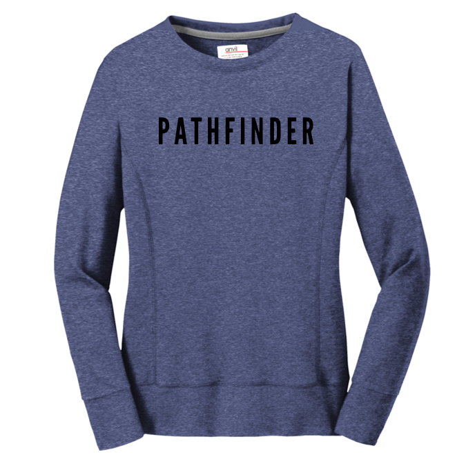 ALMOST PERFECT (PATHFINDER) - Ladies Sweatshirt - Size Medium