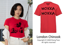 Load image into Gallery viewer, FLYING TEEZ - Adult Chinook London T-Shirt