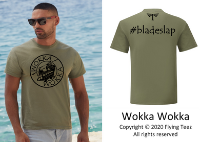 FLYING TEEZ - Adult Wokka Wokka T-Shirt