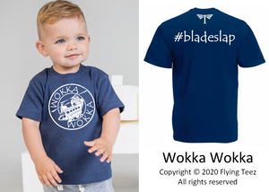 FLYING TEEZ - Baby Wokka Wokka T-Shirt