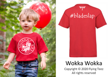 Load image into Gallery viewer, FLYING TEEZ - Baby Wokka Wokka T-Shirt