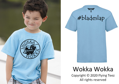 FLYING TEEZ - Child Wokka Wokka T-Shirt