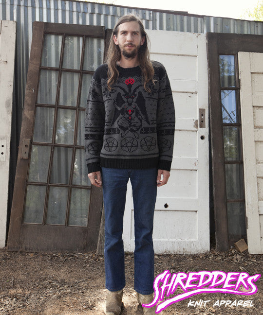 "This is a medium sweater. Model is 6'0"" weighs 135 lbs"