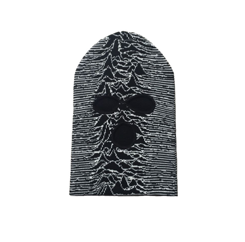 UNKNOWN PLEASURES SKI MASK PRE-ORDER!