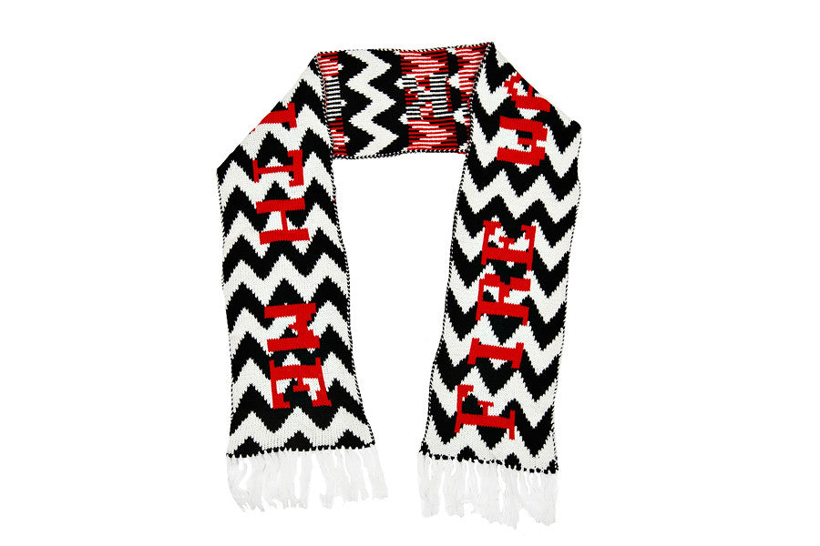 FIRE WALK WITH ME SCARF