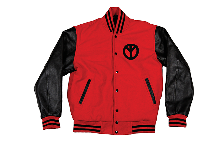 KRAMPUS VARSITY JACKET