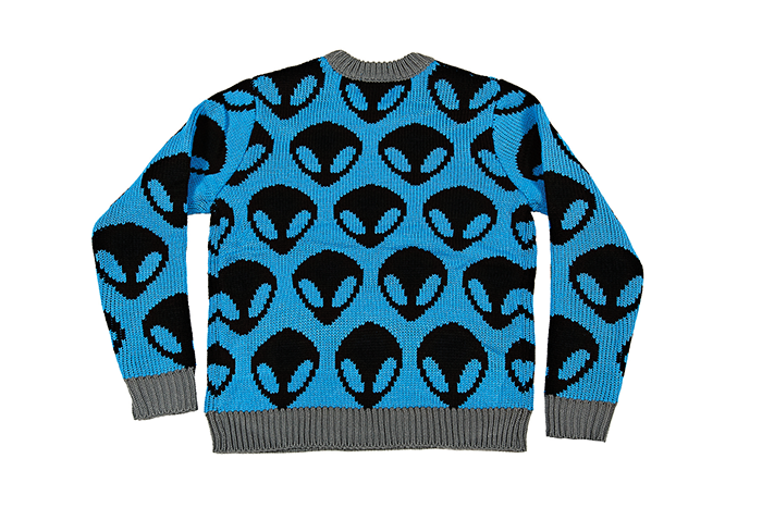 FROM BEYOND ALIEN SWEATER II