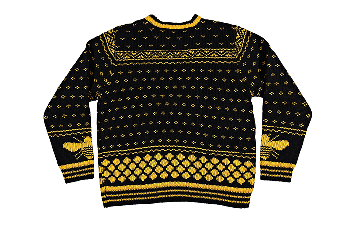 Wu Tang Clan 36 Chambers Ugly Christmas Sweater Shredders Apparel