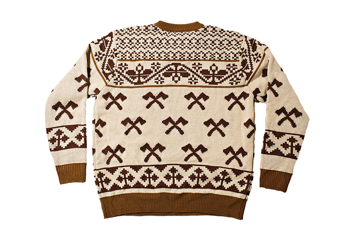 Brobraham Lincoln Sweater