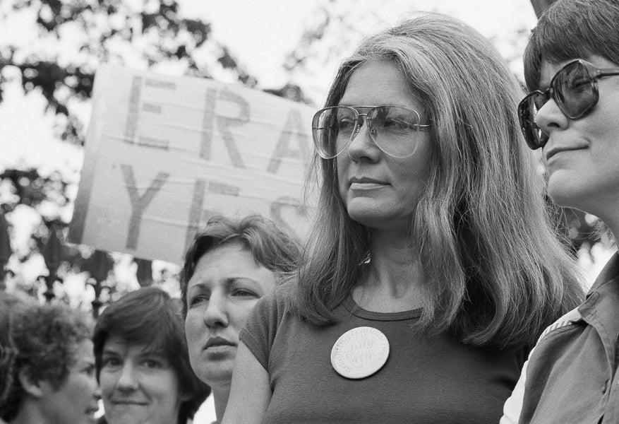 A Difficult Woman: Gloria Steinem