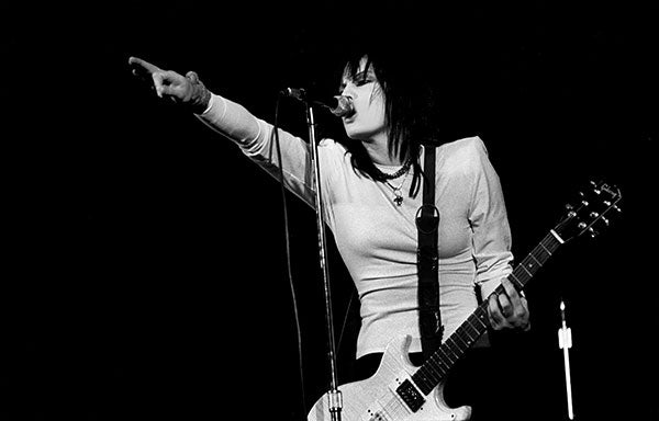 She's a Rebel: Joan Jett