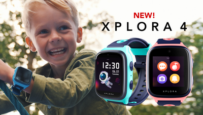 XPLORA 4 is the Ultimate Gift for Your Children