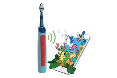 Never Worry About Your Children's Oral Hygiene Again Thanks to the Smart Playbrush
