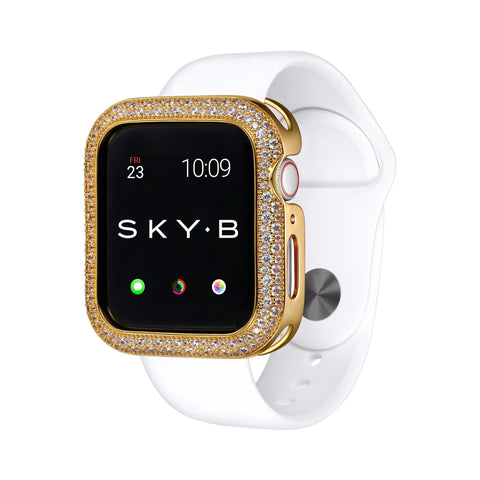 SKY.B | Handcrfafted Soda Pop Apple Watch® Case - Gold
