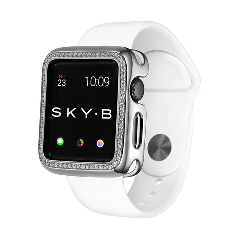 SKY.B | Handcrafted Apple Watch® Jewelry Case - Halo
