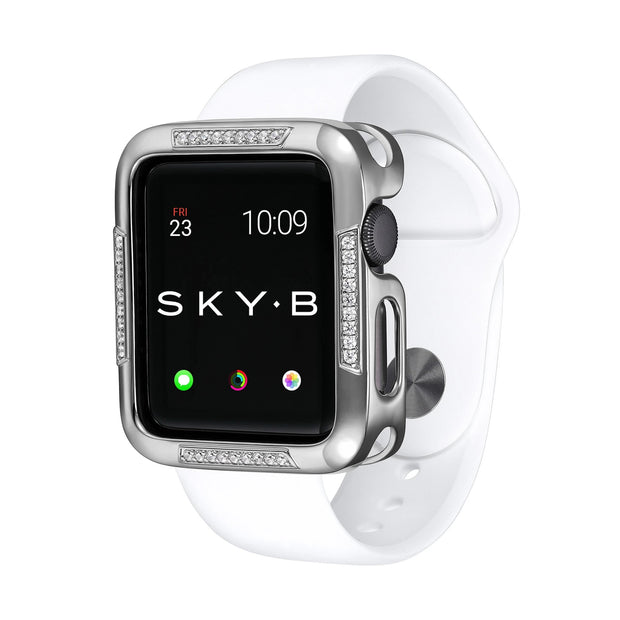SKY.B | Handcrafted Runway Apple Watch® Jewelry Case - Runway
