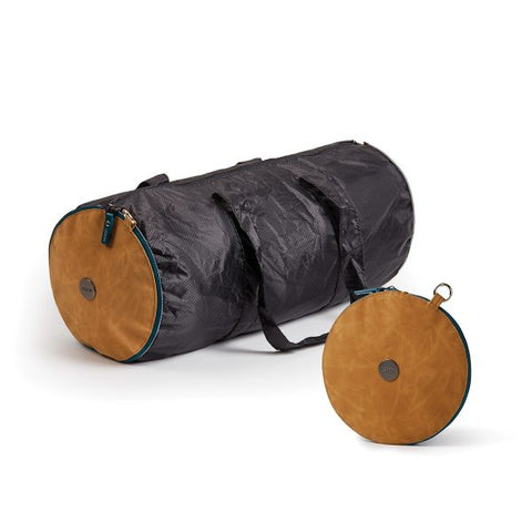 LEXON | PACKABLE DUFFLE - Cylinder Foldable Duffle Bag