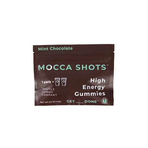 Seattle Gummy Company | Mocca Shots High Energy Gummies