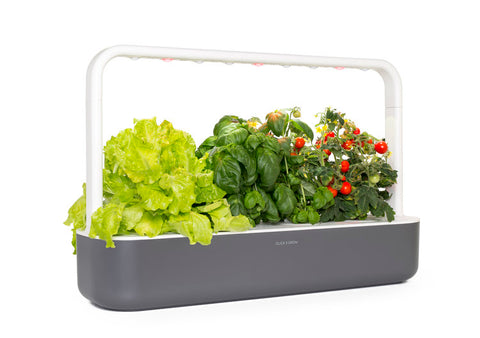 Click & Grow Smart Garden 9 | Automatic Indoor Garden 9 Pods