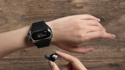 AirPower Wearbuds - On-wrist Charging Waterproof Earbuds and Fitness Band