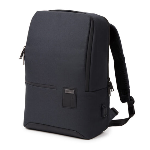 "LEXON | TRACK BACKPACK DOUBLE 14"" with Power Bank Connector"